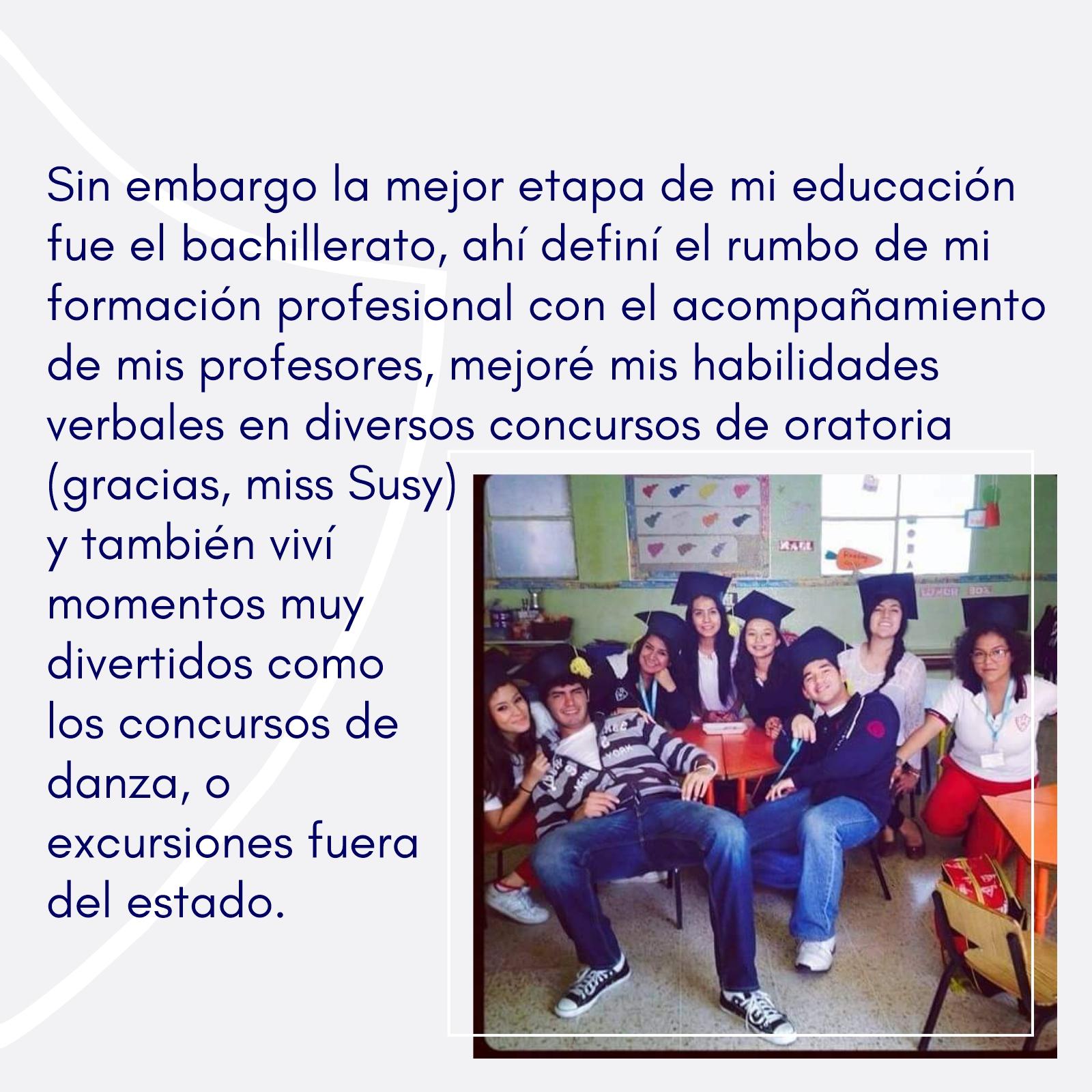 Aleg Giordana-Ex alumna CC 4