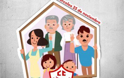 Taller de abuelos, 25 de noviembre