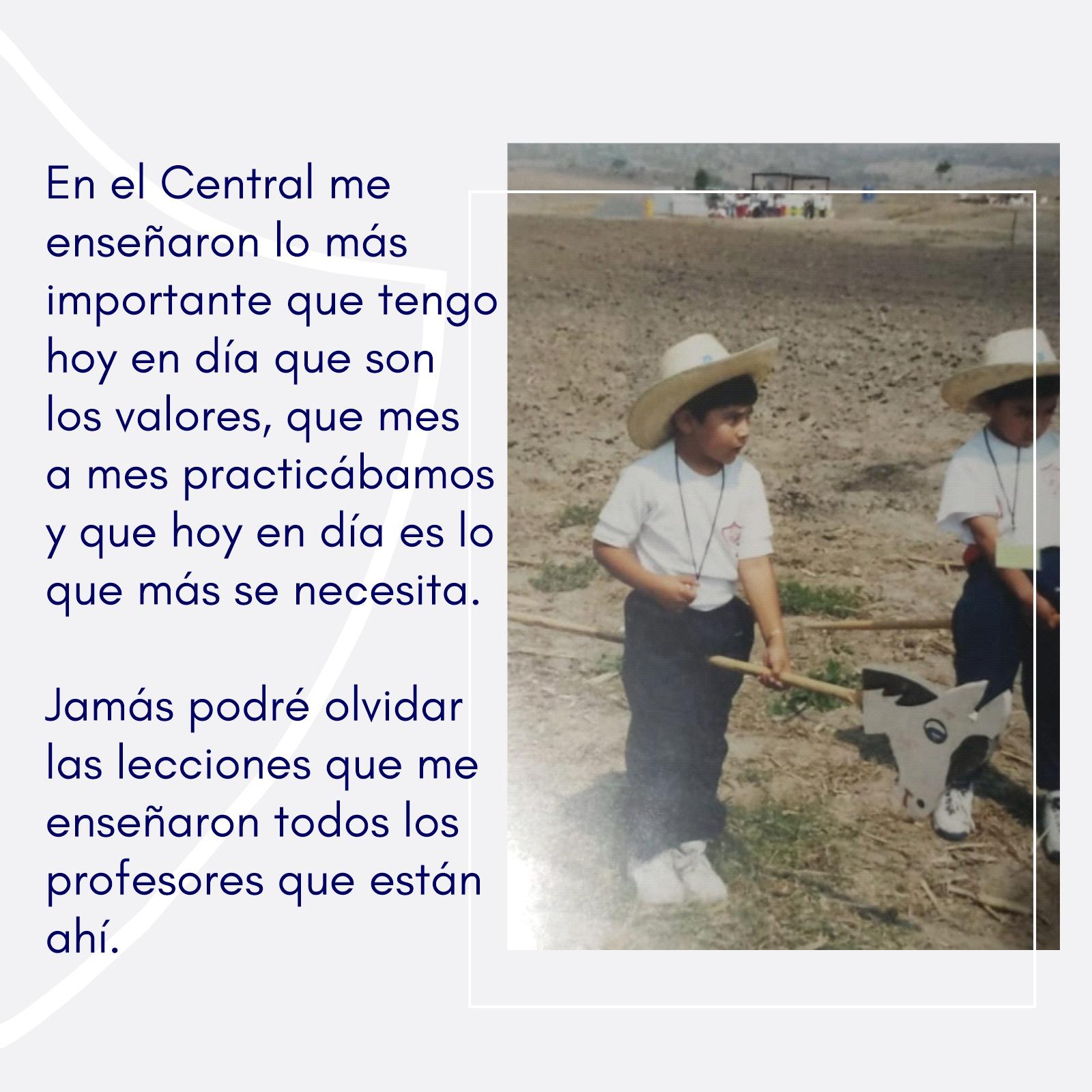 Testimonio Ex alumno-Mauricio Ochoa Escandon 4