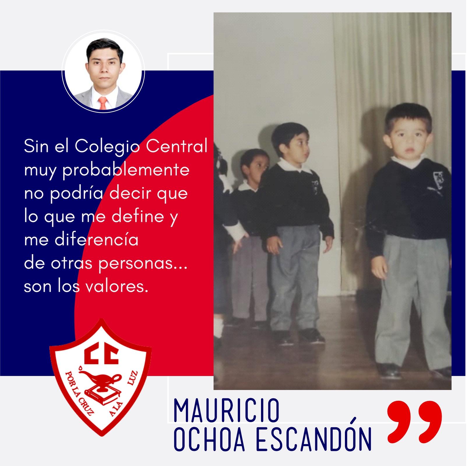 Testimonio Ex alumno-Mauricio Ochoa Escandon 6