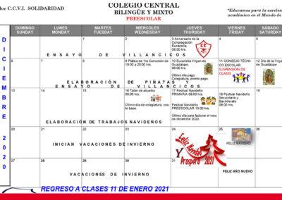 Diciembre 2020 Preescolar (3) 2020