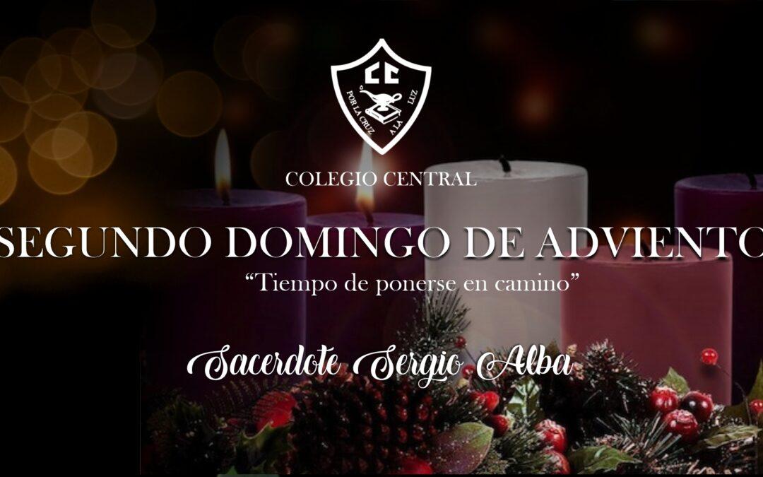 Segunda semana de Adviento, el Padre Sergio Alba nos comparte este mensaje
