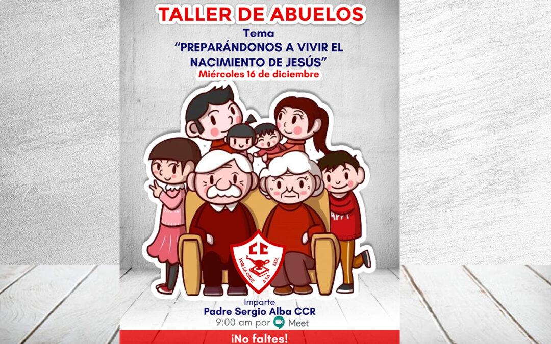 Taller de abuelos, 16 de diciembre