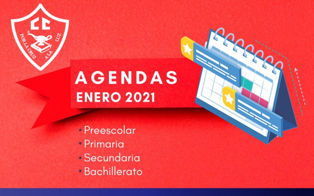 Agendas Enero 2021