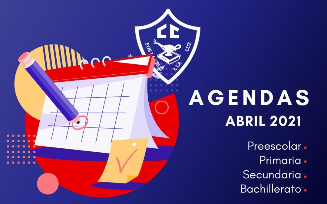 Agendas Abril 2021