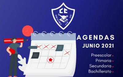 Agendas Junio 2021