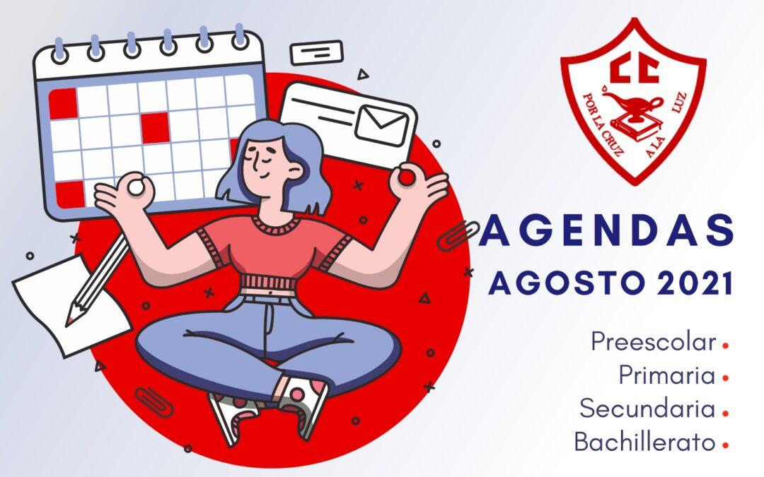 Agendas Agosto 2021