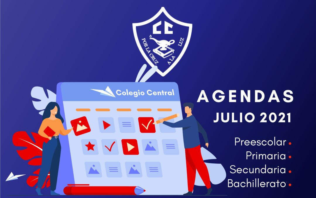 Agendas Julio 2021