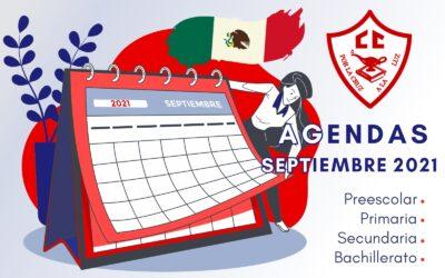 Agendas Septiembre 2021