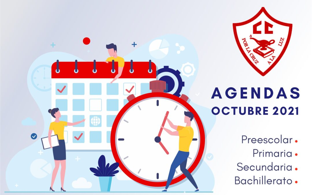 Agendas Octubre 2021
